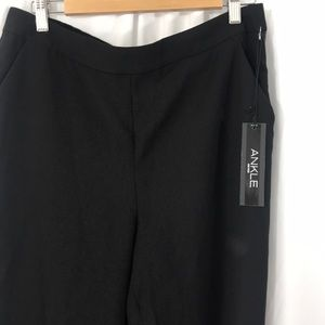 Lightweight Black Pants by Express - NWT